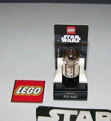 LEGO STAR WARS #40268 - R3-M2 ASTROMECH DROID - W/STAND-BASE - Mini Figure NEW!