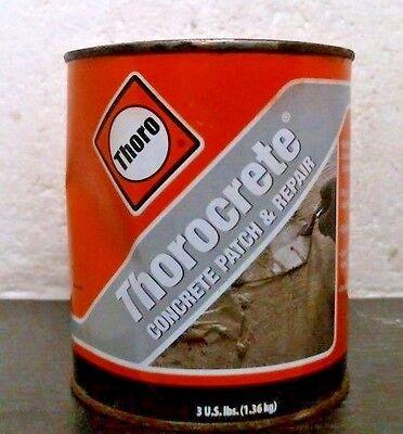 Primesource 05022 Thorocrete 3 Lb Can Concrete Patch Repair Free Shipping