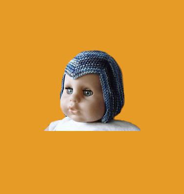 Eine Stricken Mütze (Strickanleitung für eine hübsche Babymütze in den Größen 62,68 und 74,86)