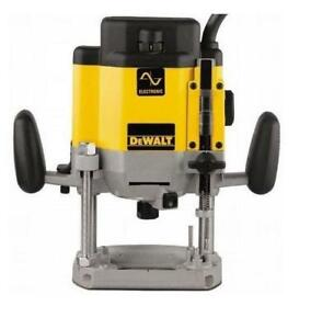 Dewalt DW625 Heavy-Duty 3HP Plunge Router (BRAND NEW) $349.99
