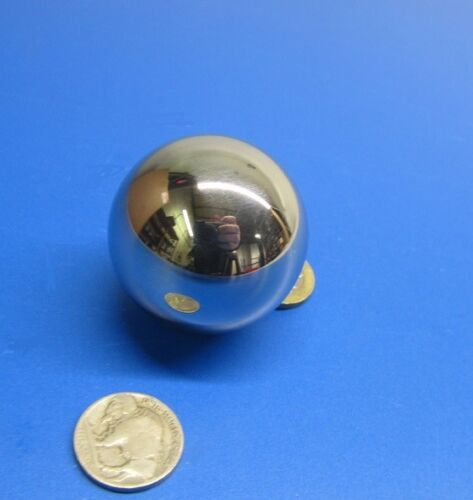 "304 Stainless Steel Ball 1 3/4"" (1.75"") Dia,"