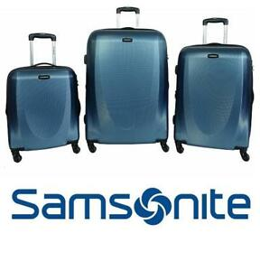 NEW* SAMSONITE 3PC LUGGAGE SET 57555-1090 189231092 SPINNER BAG