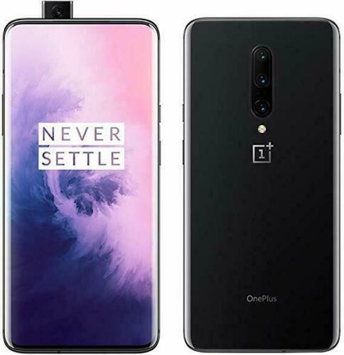 OnePlus 7Pro GM1915 256GB GSM Unlocked Mirror Gray Nebula Bl