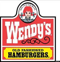 Wendy's crew needed