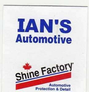 Shine Factory auto Protection and Detail