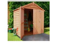 Shed 6x6