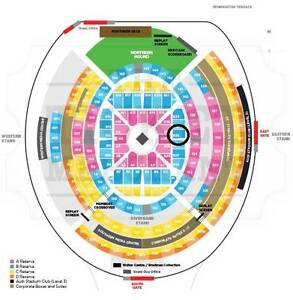 4 x ADELE ADELAIDE OVAL - B RESERVE TICKETS Melbourne CBD Melbourne City Preview