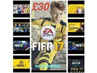 FIFA17 PS4 unused