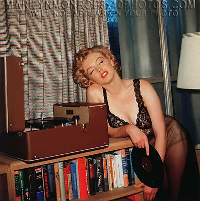 Marilyn Monroe Moments Intime Series   Rare Original Limited Edition Photo Mm413
