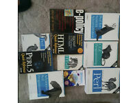 FREE computer books, Perl, Html, CGI o'reilly