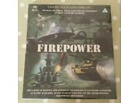 FIREPOWER 8 DVD BOX SET COLLECTION