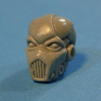 """MH059 Custom male head cast for use with 3.75/"""" Star Wars GI Joe Marvel figures"""