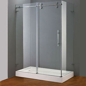 10mm Tempered Glass Shower Door Enclosure