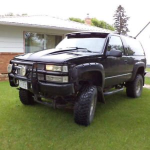 1992 Chevrolet Blazer 2door Coupe (2 door)