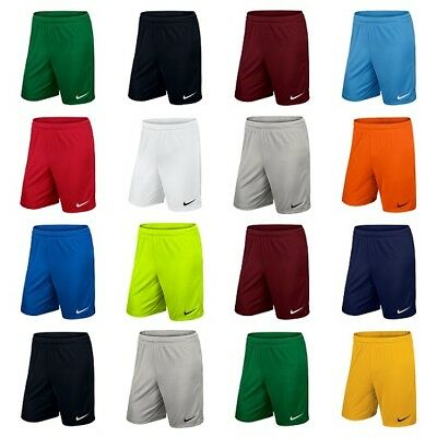 Nike Mens Shorts Park Football Training Gym Running Dri Fit Sports Short Size