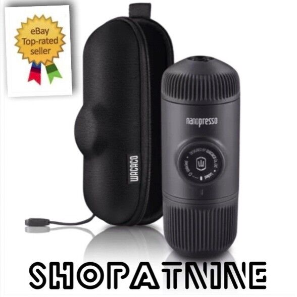 Wacaco Nanopresso with Case Espresso Coffee Machine