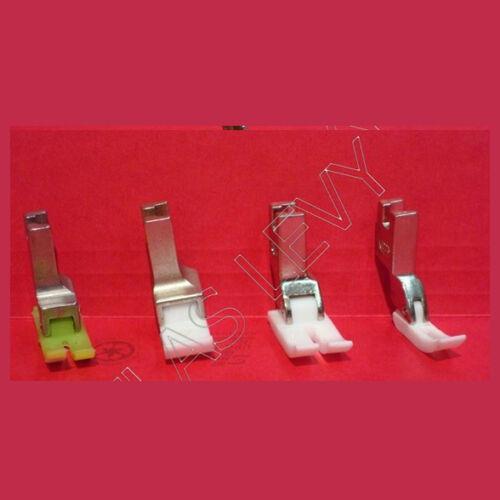 Set of Teflon Hinged Regular Presser Feet, Foot Sewing