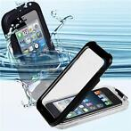 Waterdichte hoes Waterproof Case iPhone 5 / 5S / 5C