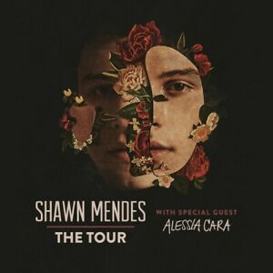 TWO SHAWN MENDES FRONT ROW OTTAWA TICKETS