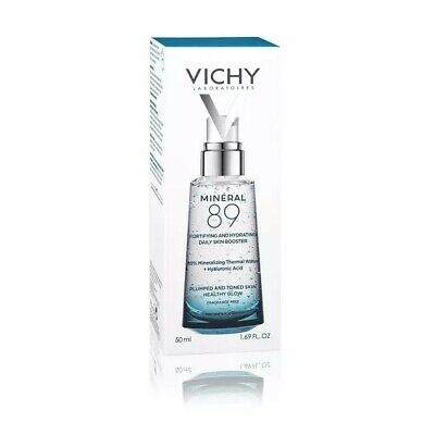 Vichy Mineral 89 Fortifying & Hydrating Daily Skin Booster- 1.69 fl oz exp.09/23