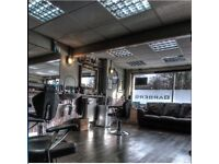 Barber Required Full or Part Time £££Great Pay and Prospects