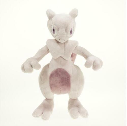 "New 30cm 12"" Mewtwo Plush Animation Toy Soft Doll Stuffed Plush Doll Gift"