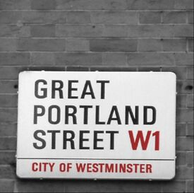 Virtual Office / Business Address - Central London (W1) - from £8.25 Per Month (£99 Per Year)