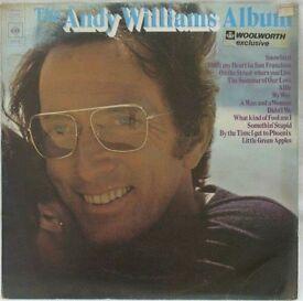 The Andy Williams Album