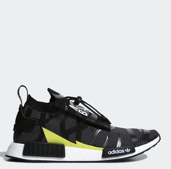 ADIDAS ORIGINALS NMD TS1 NEIGHBORHOOD x BAPE Black (EE9702), Men's Sneakers