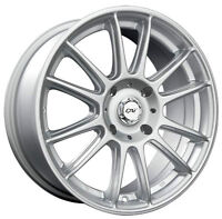Roues (Mags) Hiver DAI Radial argent 16 pouces