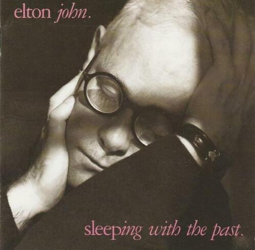 cd - Elton John - Sleeping With The Past