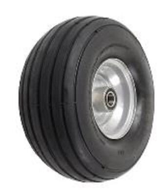 Hay Tedder Tire Wheel 16 X 6.50-8 6 Ply 1 Bore 25 Mm Hub Length 3.18