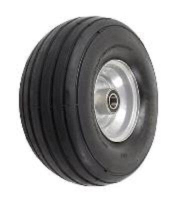 Hay Tedder Tire Wheel 16 X 6.50-8 6 Ply 1 Bore 25 Mm Hub Length 3.18