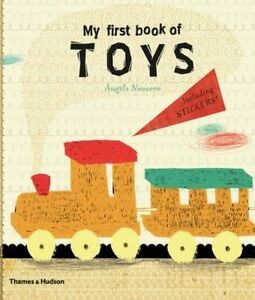 My First Book of Toys, Laura Prim, Àngels Navarro, New Book