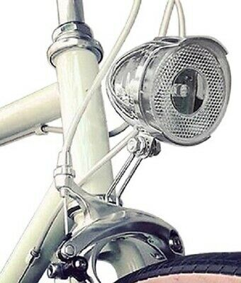 12V 6W Classic Retro Bicycle Bike Rear Indicator W// Light Cable Holder Bracket