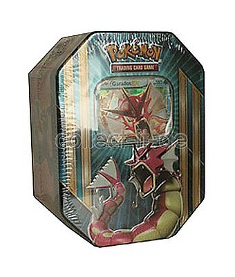 Pokemon Frühjahr 2016 Tin Box - Garados EX