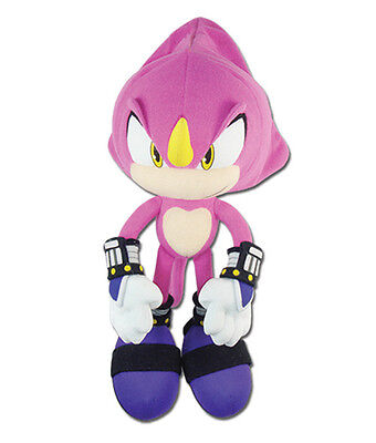 New Great Eastern  Ge 52634  Sonic The Hedgehog   Espio Chameleon Stuffed Plush