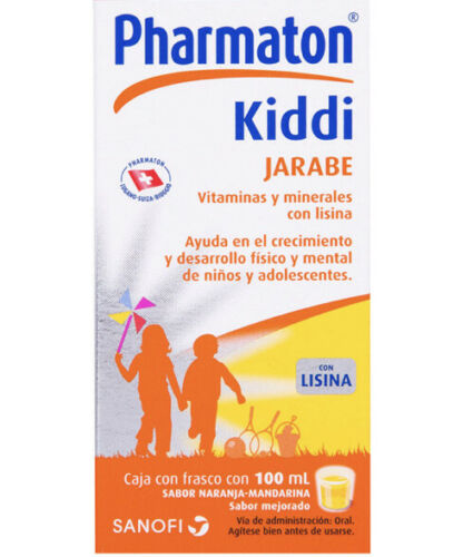 vitamins kiddi pharmaton 100ml