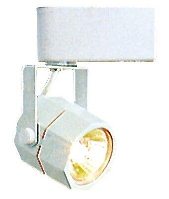 Voltage Track Lighting Fixture - Octagon TRACK LIGHTING FIXTURE LOW VOLTAGE  WHITE