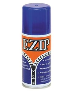 NAPIER-EZIP-EASY-ZIP-AEROSOL-LUBRICANT-CAN-CLEANER-WELLY-BOOT-BAG-100ML-E-ZIP