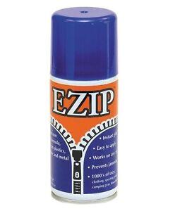 NAPIER-EZIP-EASY-ZIP-AEROSOL-LUBRICANT-CAN-CLEANER-WELLY-BOOT-BAG-100ML-E-ZIP