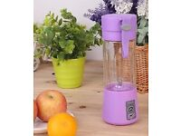Portable Blender Juice Cup rechargeable via USB. Postal available Nutribullet alternative