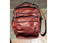 ZHHZ Argentinian Leather Men's Shoulder Bag - Brand New and Unused