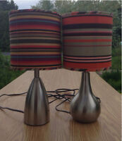 matching touch lamps