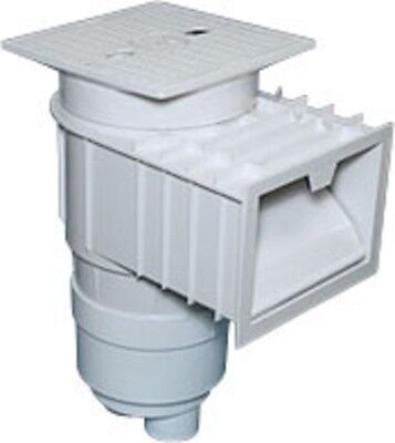 Renegade Skimmer (540-6510-S   ***CLEARANCE***  Renegade Gunite Skimmer Square Lid by)