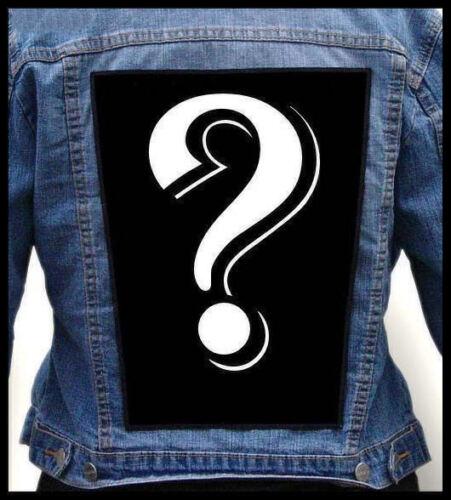 Custom Backpatch Backpatch --- Biker Jacket Metal Battle Vest