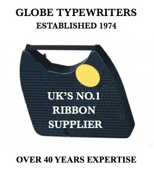 'PHILIPS PTW160 ELECTRONIC/ELECTRIC' CORRECTABLE FILM TYPEWRITER RIBBON BLACK