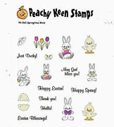 Mini Clear Stamps