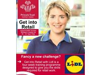 Get Into Retail with Lidl - Across Northern Ireland