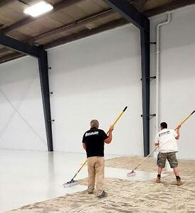 Seflor Color Flakes Advantages for basement garage patio etc. Edmonton Edmonton Area image 3